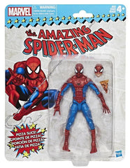 Spider-Man - Marvel Legends Super Heroes Vintage 6-Inch Figures Wave 1