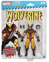 Wolverine - Marvel Legends Super Heroes Vintage 6-Inch Figures Wave 1