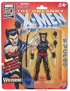 Wolverine - X-Men Retro Marvel Legends Wave 1