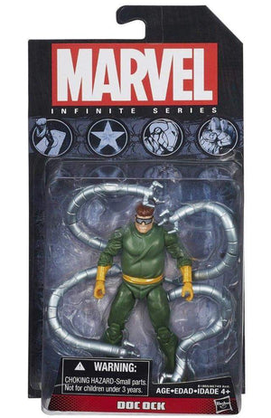 Doc Ock  - Marvel Infinite Action Figures Wave 6
