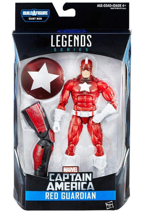 Red Guardian - Captain America Civil War Marvel Legends Wave 2