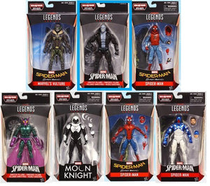 Tombstone - Amazing Spider-Man Marvel Legends Wave 8