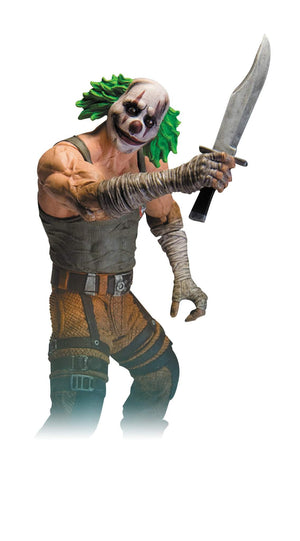 Batman Arkham City Series 3 Clown Thug (with knife)