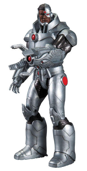 DC Comics New 52 Cyborg
