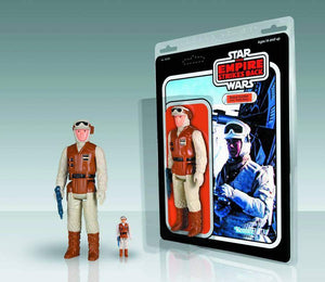 Star Wars Kenner Hoth Rebel Soldier Jumbo