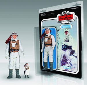 Gentle Giant Star Wars Kenner-Inspired Hoth Luke Jumbo Figure