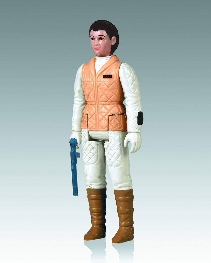 Star Wars Kenner-Inspired Hoth Leia Jumbo Action Figure