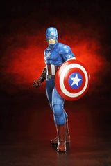 Marvel Comics Avengers Now Captain America Artfx+ Statue