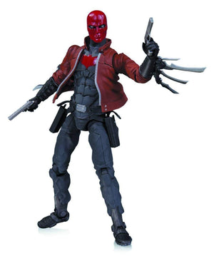 DC Comics New 52 Red Hood