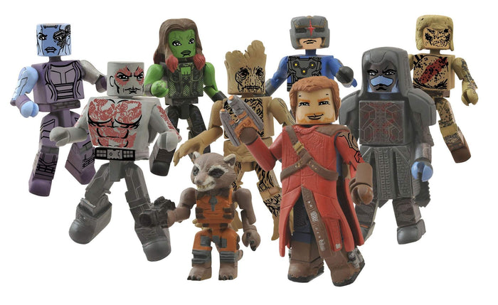 Marvel Minimates Series 57 Guardians of the Galaxy