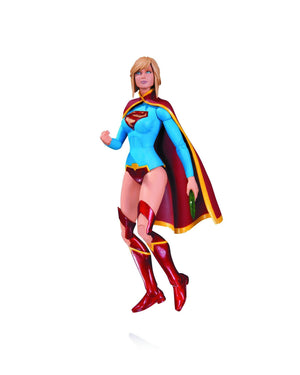 DC Comics New 52 Supergirl