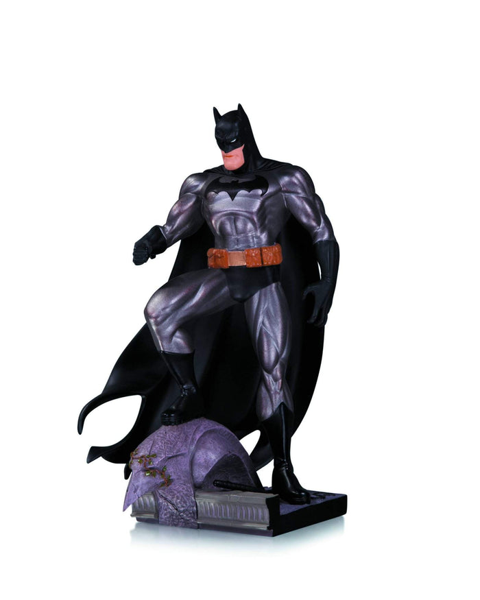 Batman Metallic Mini Statue by Jim Lee