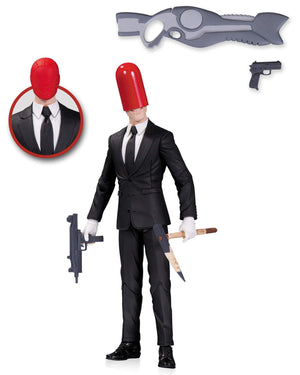 DC Comics Designer Series 2 Greg Capullo Red Hood