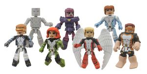 Marvel Minimates Series 59 Marvel Now X-Men - Iceman with a Sentinel