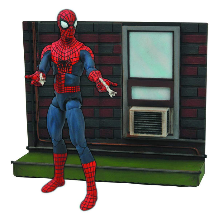 Marvel Select Amazing Spider-Man 2 with Base