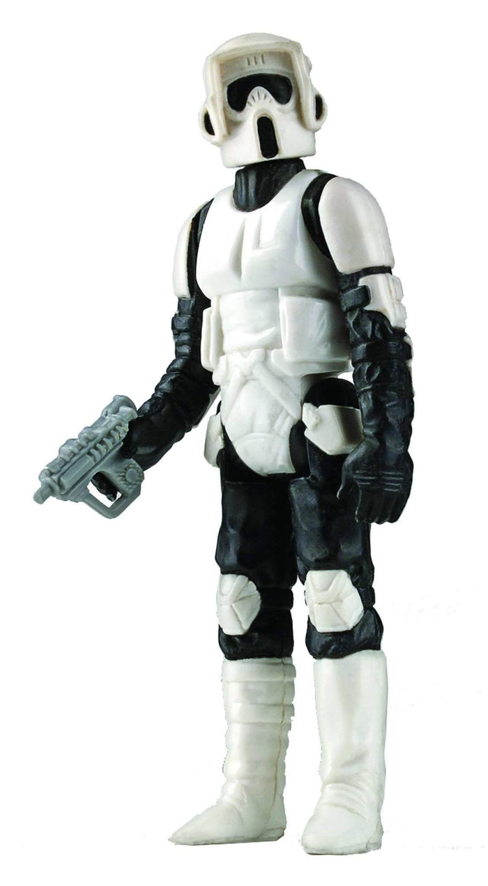 Star Wars Kenner-Inspired Biker Scout Jumbo Figure