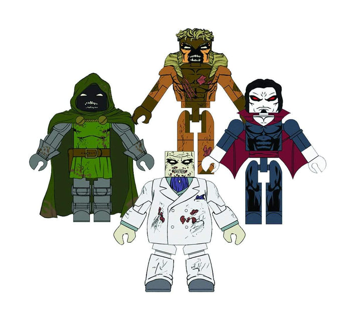 Marvel Minimates Zombie Villains Box Set #2