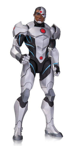 Justice League War Cyborg
