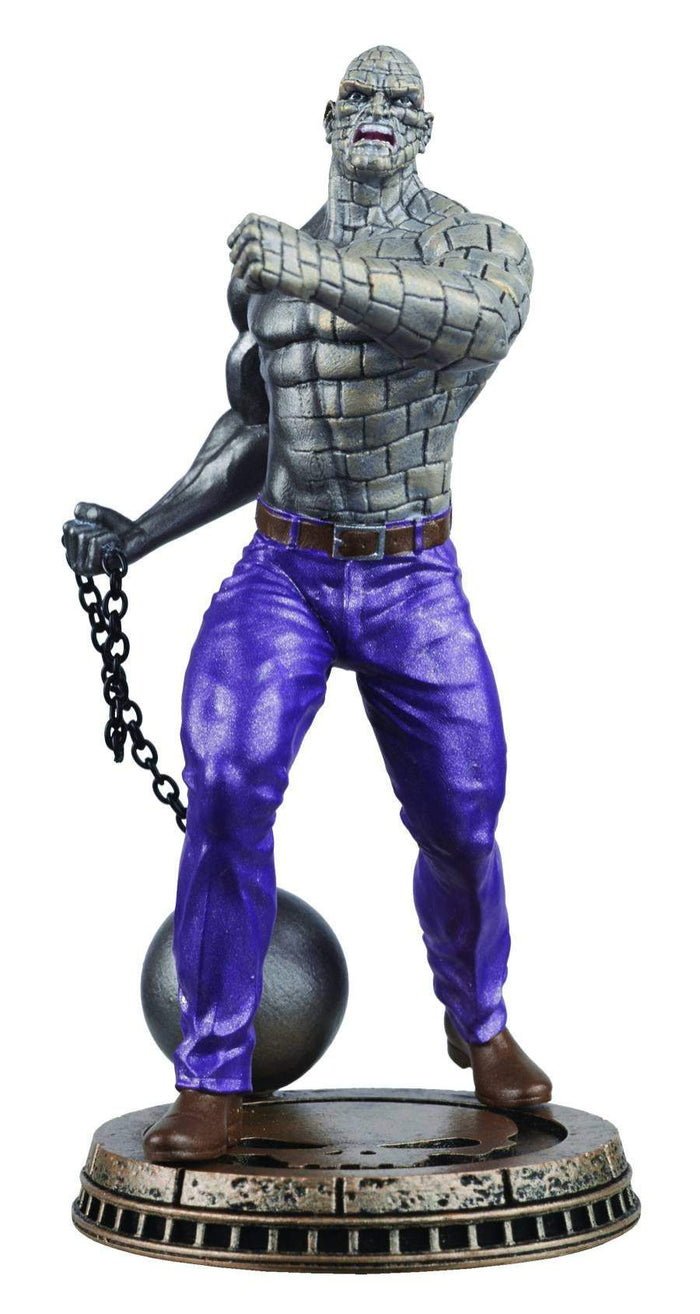 Marvel Chess Figure Collector Mag #15 Absorbing Man Black Pawn