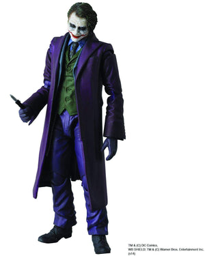 Dark Knight Joker Miracle Action Figure