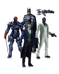 Batman Arkham Origins Action Figure 4 Pack