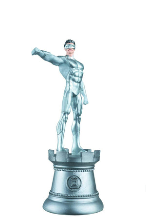 DC Superhero Chess Figure Collector Magazine #67 White Lantern Kyle Rayner White Rook