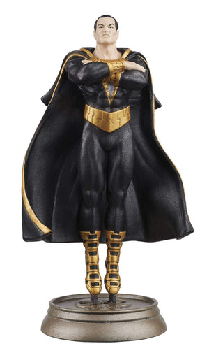 DC Superhero Chess Figure Collector Magazine #68 Black Adam Black Pawn