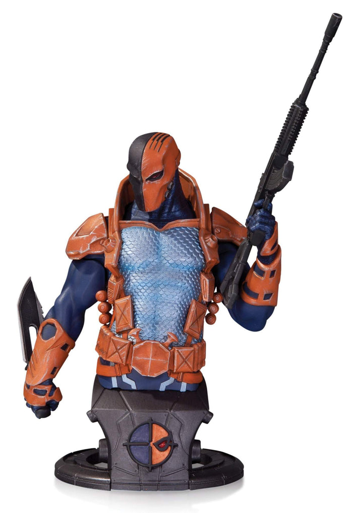 DC Comics Super Villains Deathstroke Bust