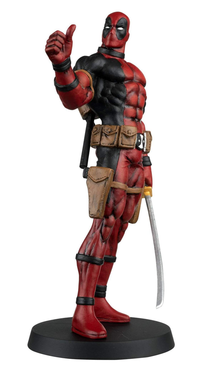 Marvel Fact Files Special #5 Deadpool