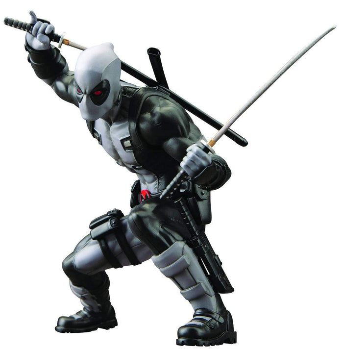 Marvel Now Deadpool Artfx+ Statue X-Force