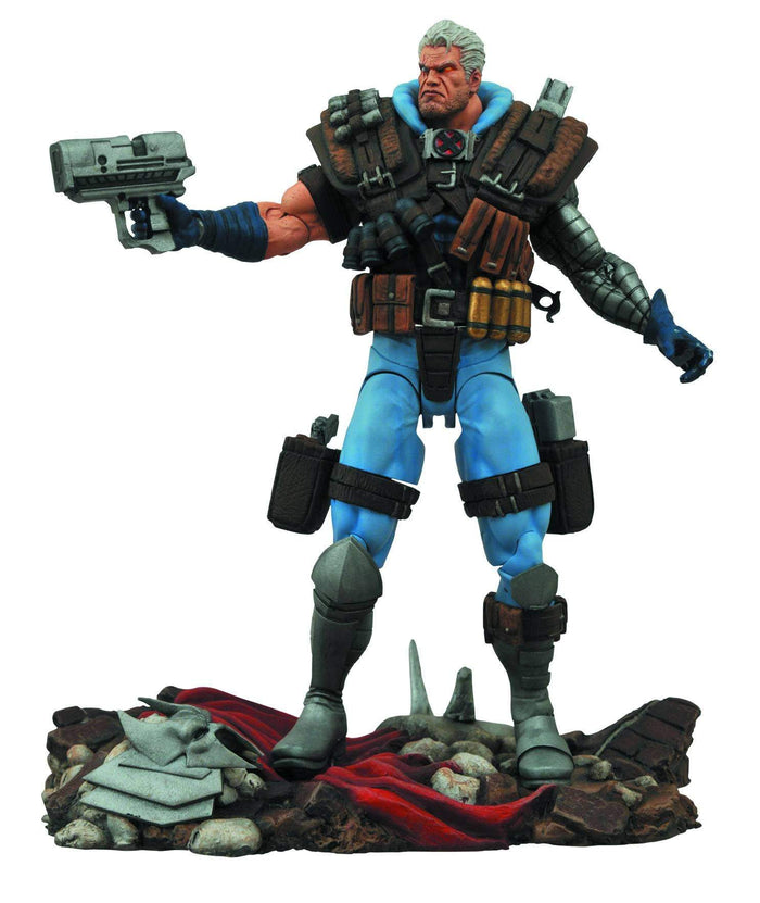 Marvel Select Cable