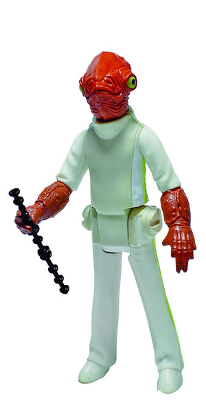 Star Wars Kenner-Inspired Admiral Ackbar Jumbo