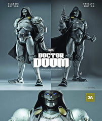 3A X Doctor Doom Fig Stealth Edition
