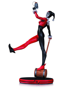 DC Comics Cover Girls Harley Quinn Statue