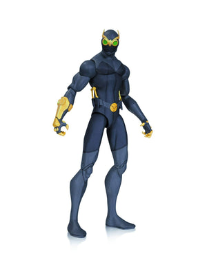 DC Animated Batman Vs Robin Ninja Talon