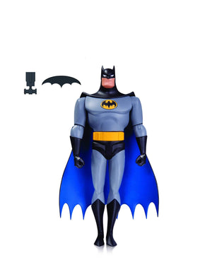 Batman Animated Series Batman (Blue Cape)