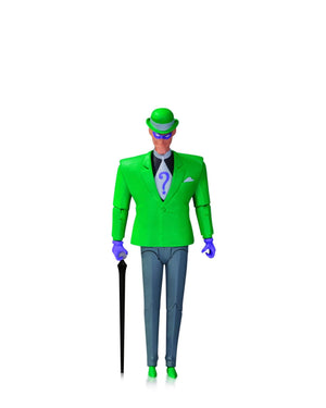 Batman Animated Series Riddler