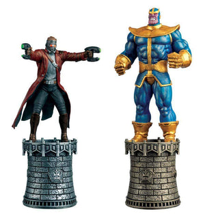 Marvel Chess Figure Magazine Special #3 Star-Lord & Thanos Alt Kings
