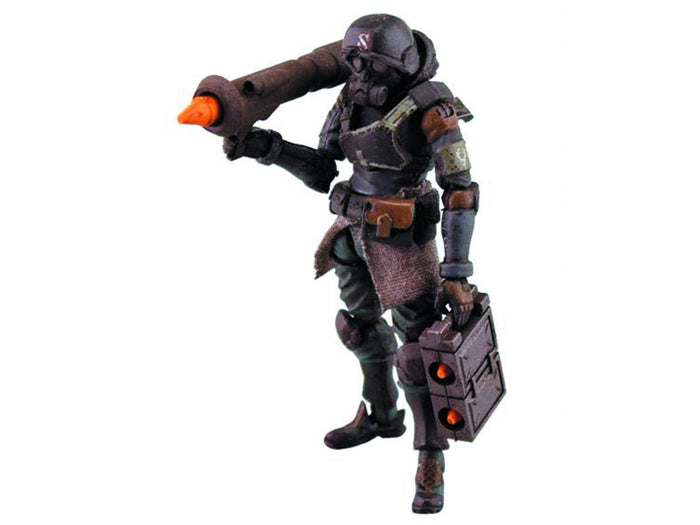 Acid Rain Bucks Team Steel Figure