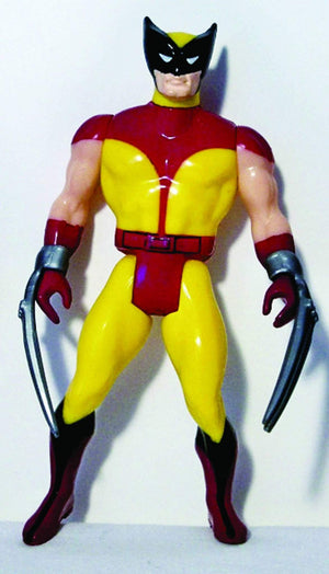 Marvel Secret Wars Wolverine Jumbo