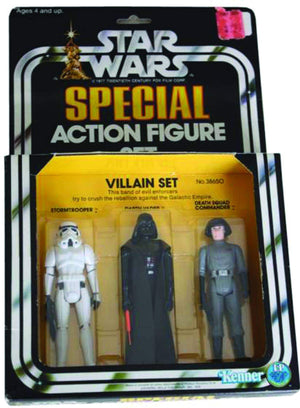Star Wars Villain 3-Pk Jumbo  Set
