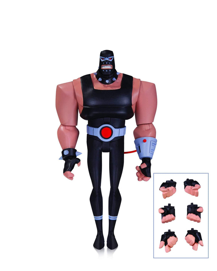 Batman Animated Series Bane