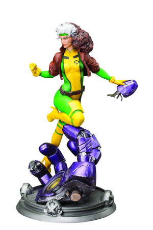 Marvel Rogue Danger Room Session Fine Art Statue