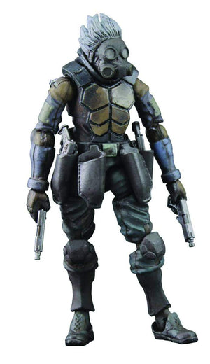 Acid Rain Bucks Team Jack Figure