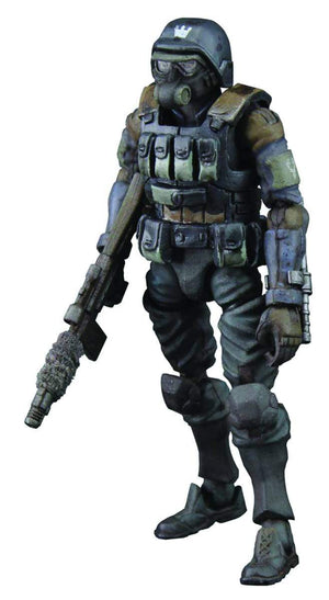 Acid Rain Bucks Team King Figure