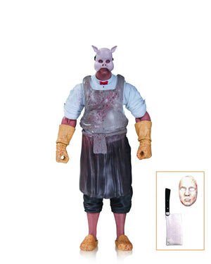 Batman Arkham Knight Professor Pyg