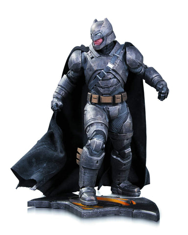 Batman V Superman Armored Batman Statue