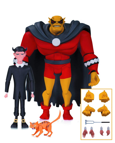 Batman The Animated Series Etrigan W Klarion