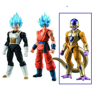 Golden Frieza - Dragonball Z Shodo 2 Dragon Ball Super Trading Figure