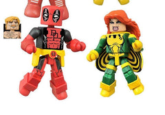 Marvel Minimates Series 65 Deadpool - Secret Wars Deadpool and X-Force's Siryn